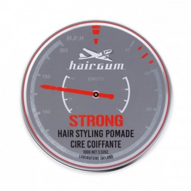 Помада для стайлінгу HAIRGUM STRONG HAIR STYLING POMADE, 100 г