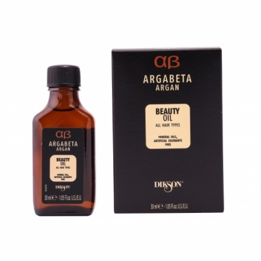 Масло для волос Dikson ArgaBeta Argan Oil, 30 мл