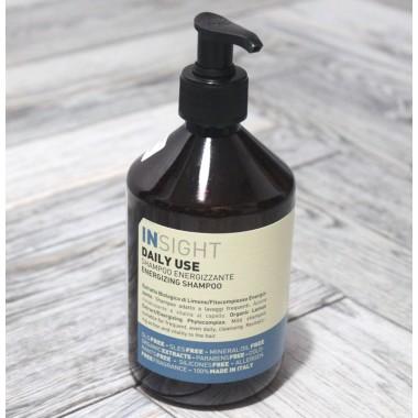 Energizing Shampoo Daily use Insight (Italy), 500 ml