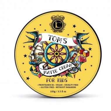 Lavish Care Kids Pomade -Tom`s Matte Cream, 100 ml