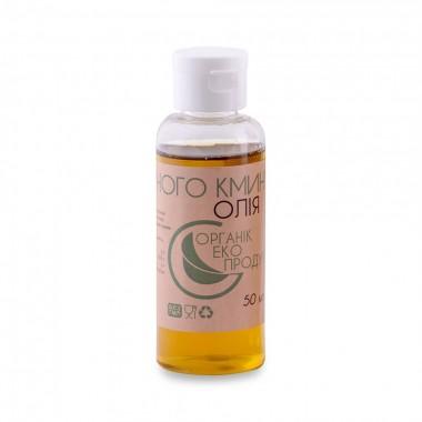 Олія кмину чорного холодного віджиму Organic Eco-Product, 50 мл