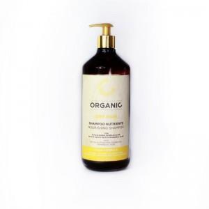 Органічний живильний шампунь для сухого і ламкого волосся Punti di Vista Organic Nourishing Shampoo Vegan Formula, 1000 мл