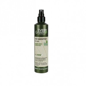 Ecological varnish-spray without gas strong hold Dikson Every Green Eco Spray No Gas Strong, 300 ml