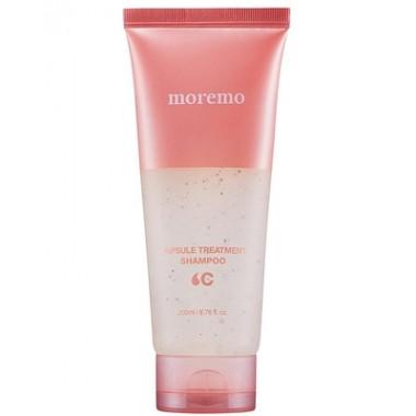Moremo Capsule Treatment Shampoo C, 200 ml