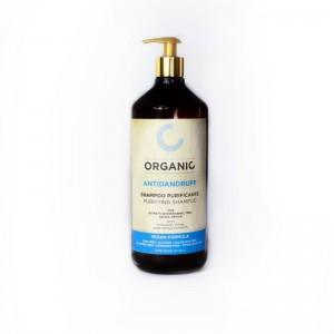 Органический шампунь очищающий, против перхоти Punti di Vista Organic Purifying Shampoo Vegan Formula, 1000 мл