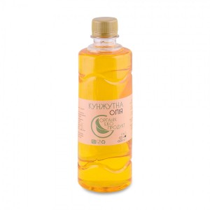 Sesame oil cold pressed Organic Eco-Product, 500 ml