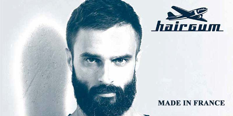 HairGum - Professional beard and hair care products
