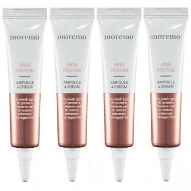Moremo High Protein Ampoule Cream, 4 х 15 ml