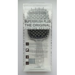 Hollow Comb Superbrush Plus hairbrush (invisible night)
