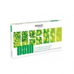 Ампульное средство с протеинами для волос Dikson DSM, 10*10 мл