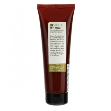 Mask for all hair types Insight Anti-Frizz Hydrating Mask, 250 ml (8029352353512)