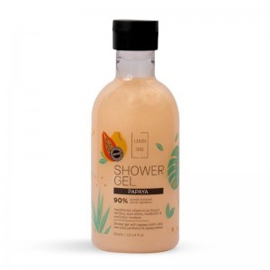 Shower Gel Lavish Care Papaya, 300 ml