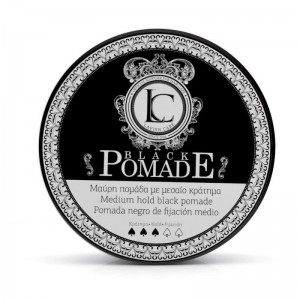 Lavish Care Black Pomade Medium hold black pomade, 100 ml