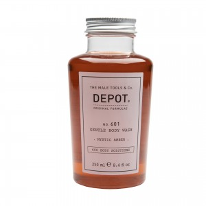 Гель для душу Містичний бурштин Depot 601 Gentle Body Wash Mystic Amber, 250 мл