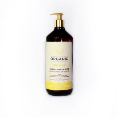 Punti di Vista Organic Nourishing Shampoo Vegan Formula, 1000 ml