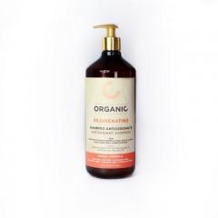 Органічний тонізуючий шампунь для всіх типів волосся Punti di Vista Organic Antioxidant Shampoo Vegan Formula, 1000 мл