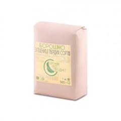 Борошно з пшениці твердих сортів натуральне Organic Eco-Product, 1 кг