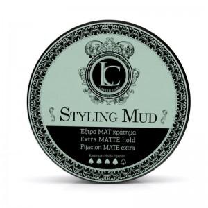 Глина для стайлінгу волосся сильної матової фіксації Lavish Care Styling Mud Extra matte hold, 100 мл