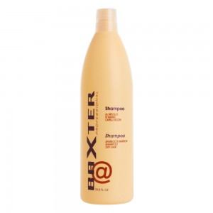Шампунь восстанавливающий с экстрактом бамбука Punti di Vista Baxter Professional Bamboos Marrow Shampoo Dry Hair, 1000 мл