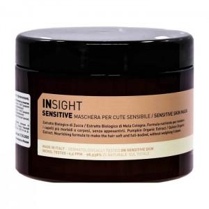 Маска для чувствительной кожи головы Insight Sensitive Skin Mask, 500 мл (8029352353116)