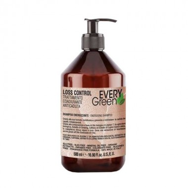 Shampoo against hair loss Dikson EG Energizzante Shampoo, 500 ml