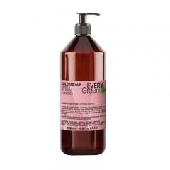 Шампунь для окрашенных и обработанных волос, с маслом абрикоса, томатным соком Dikson EG Colored Shampoo, 1000 мл