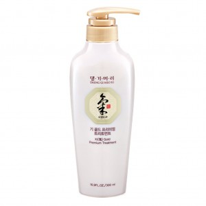 Увлажняющий кондиционер для всех типов волос DAENG GI MEO RI (Корея) KI GOLD Premium Treatment, 300 мл
