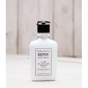 Смягчающая жидкость до и после бритья Depot 402, 100 мл
