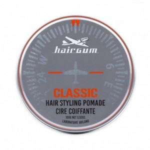 HAIRGUM CLASSIC HAIR STYLING POMADE, 100 g