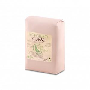 Борошно сої (Соєва мука) натуральне Organic Eco-Product, 1 кг
