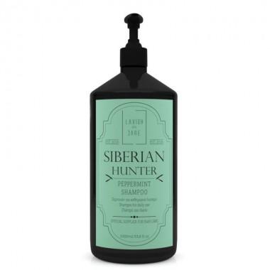 Шампунь для ежедневного использования Lavish Care Siberian Hunter Peppermint Shampoo, 1000 мл