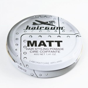 HAIRGUM MATT POMADE HAIR STYLING, 40 g