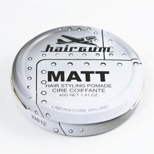 Помада для стайлінгу HAIRGUM MATT HAIR STYLING POMADE, 40 г