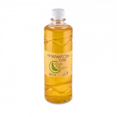 Organic Eco-Product cold pressed amaranth oil, 500 ml