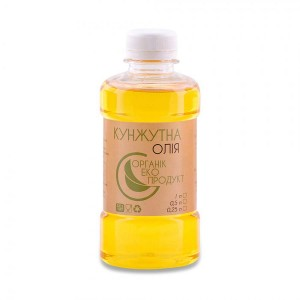 Sesame oil cold pressed Organic Eco-Product, 250 ml