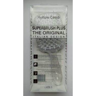 Гребінець для волосся Hollow Comb Superbrush Plus (невидима хмара)