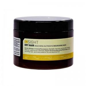 Маска питательная для сухих волос Insight Dry Hair Nourishing Mask, 500 мл (8029352353253)