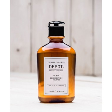 Depot 105 Invigorating Shampoo, 250 ml
