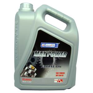 ATLANTIC MAX POWER 10W-40, 4 l