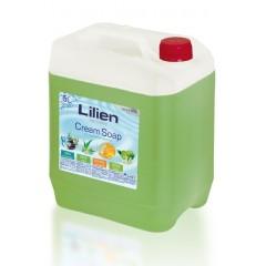 """Рідке крем-мило для рук Lilien """"Алое Вeра"""", 5 л"""
