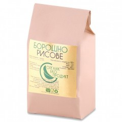 Rice flour Organic Eco-Product, 5 kg