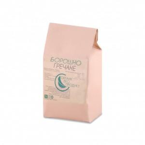 Борошно гречане натуральне Organic Eco-Product, 5 кг