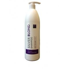 Шампунь для нейтрализации желтизны Teya Silver Blond Shampoo, 1000 мл