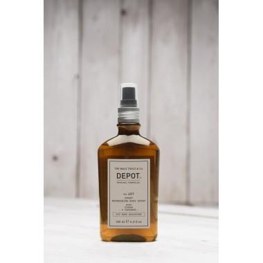 Спрей освежающий для тела Depot 607 Sport Refreshing Body Spray, 200 мл
