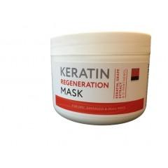 Маска кератиновая регенерация Teya Keratin Regeneration Mask, 300 мл