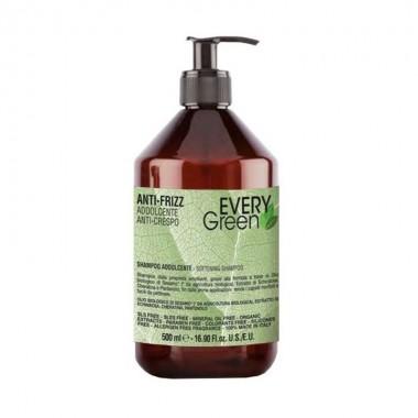 Увлажняющий шампунь с маслом кунжута, экстрактом эхинацеи, кератина и пантенола Dikson EG Anti Frizz Shampoo, 500 мл