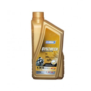 ATLANTIC SYNTHECH SUPER 5W-40 engine oil, 1 l