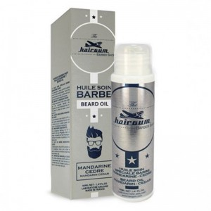 Barber beard oil HAIRGUM, 40 ml