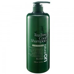 Daeng Gi Meo RI Naturalon Tea Tree Cool Shampoo, 1000 ml