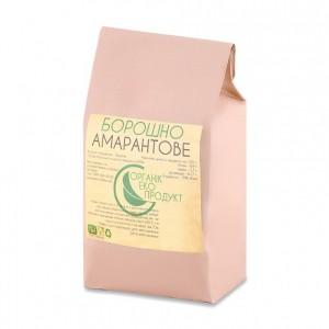 Мука амарантовая натуральная Organic Eco-Product, 2 кг